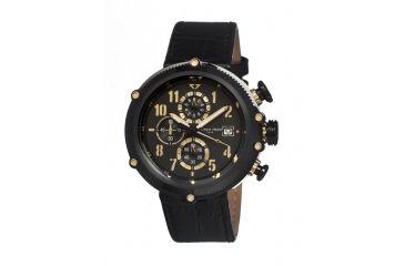 Giorgio Fedon 1919 Sport Utility Mens Watch, Black-Gold GIOGFAV004