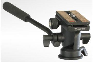 Giottos QR Video Head w/MH648 Plate VH6011-658D