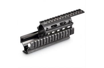 Global Military Gear Gm Akqrs Ak47 Aluminum Quad Rail