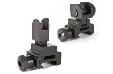 Global Military Gear Gm Frfus1 Ar15 M4 Front And Rear Flip Up Sight Combo