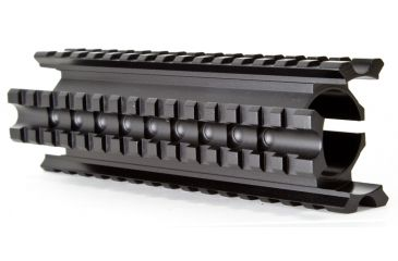 Global Military Gear Gm P870 Aluminum Rail System For Remington 870