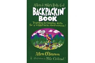 Globe Pequot Press Allen & Mike's Backpackin Book 1-56044-912-8