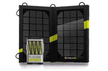 Goal Zero Guide 10 Plus Solar Recharging Kit 41022