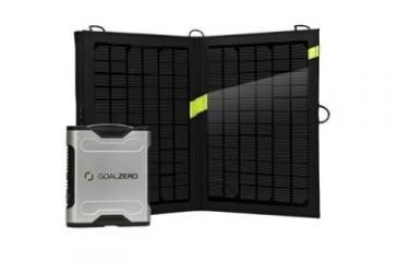 Goal Zero Sherpa 50 Solar Recharging Kit with 220V Inverter 61609