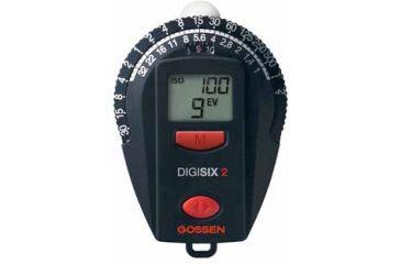 Gossen Digi Six Light Meter 2 GO 4006-2