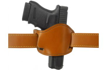 Gould Goodrich 893 Ambidextrous Concealment Holster, C. Brown