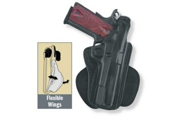 Gould & Goodrich B807 Paddle Holster