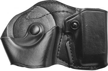 Gould Goodrich B841 Cuffmag Case Wbelt Loops Black Left Hand Colt 9mm 40