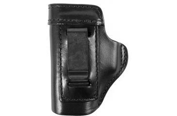 Gould & Goodrich B890-G27LH Inside Trouser Holster, Black, Left Hand