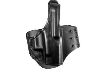 Gould & Goodrich BootLock Ankle Holster, Plain Black
