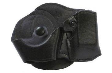 Gould & Goodrich B821-4LH Cuff Case/Mag Case Combo, Black, Left Hand