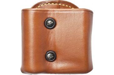Gould Goodrich Flashlightmag Case Combo Chestnut Brown Left Hand Beretta Cougar Similar
