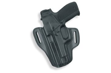 Gould & Goodrich Gold Line Two Slot Pancake Concealment Holster, LH B802-250LH