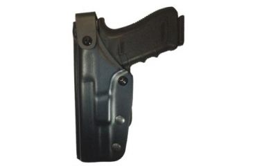 Gould & Goodrich K-Force Triple Retention Rotating Duty Holster, LH K391-92FLH