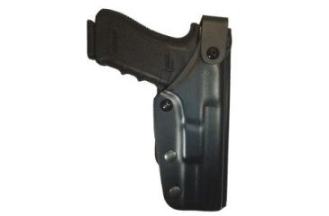 Gould & Goodrich K-Force Triple Retention Rotating Duty Holster, RH K391-G34
