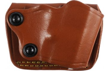 Gould & Goodrich Yaqui Slide Holster, Chestnut, Right 801195