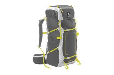Granite Gear Lutsen 55 Backpack-Flint Chromium Neolime-L XL d48f362fb9b58