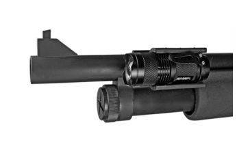 GrayHawk HSSG12 Shotgun Magnetic Light Mount, Black HSSG12.BK