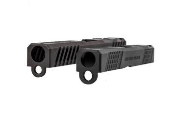 Grey Ghost Precision Glock 17 Rmr Cut Version 2 Stripped Slide W
