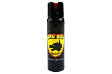 Guard Dog Security 4oz 18% OC Pepper Spray PS-GDOC18-4