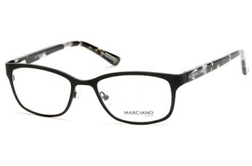 d61bee9584 Guess By Marciano GM0272 Eyeglass Frames - Matte Black Frame Color