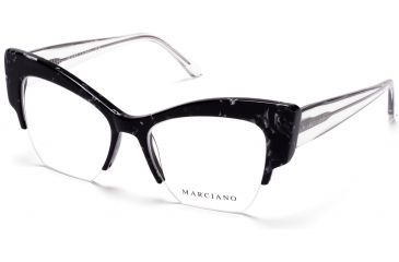 a55fa9a72a Guess By Marciano GM0329 Eyeglass Frames - Black Frame Color