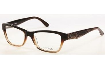063ebb83723 Guess GU2423 Single Vision Prescription Eyeglasses