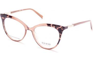 9a4a11babc Guess GU3031 Eyeglass Frames - Yellow Frame Color