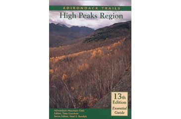 Guide To Adk High Peaks Reg, Tony Goodwin, Publisher - Adirondack Mtn Club