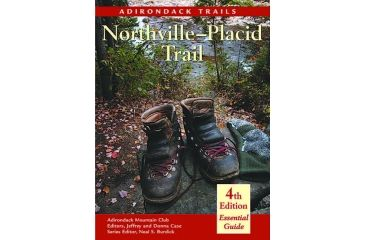 Guide To Adk Nrthville-placid, Jeffery And Donna Case, Publisher - Adirondack Mtn Club