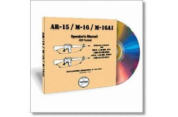 1-Gun Video AR-15 Manual CD001