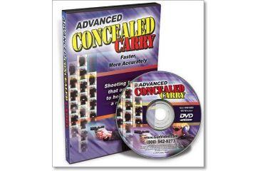Gun Video DVD - Advanced Concealed Carry X0150D