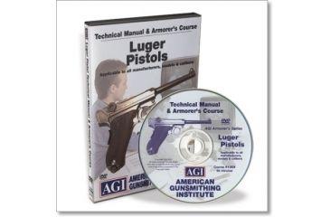 Gun Video DVD - AGI: Luger Pistols X0472D