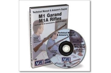 Gun Video DVD - AGI: M1 Garand/M1A Rifles X0081D