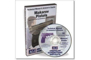 Gun Video DVD - AGI: Makarov Pistols X0079D