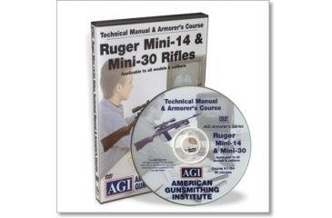 Gun Video DVD - AGI: Ruger Mini-14 Rifles X0078D