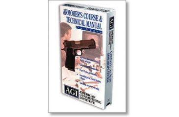 Gun Video DVD - AGI: Rust and Nitre Bluing X0342D