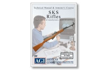 Gun Video DVD - AGI: SKS Rifles X0067D