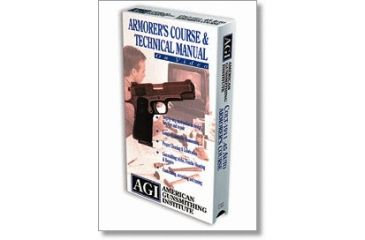 Gun Video DVD - AGI: Ultimate 1911 Video Course X0321D-V2