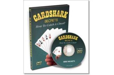 Gun Video DVD - Card Shark Secrets X0400D