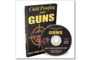 Gun Video DVD - Child Proofing your Guns - Keep them SAFE SD016D