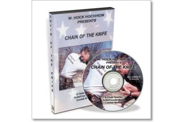 Gun Video DVD - Command and Mastery of the Knife X0437D