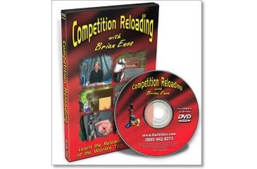 Gun Video DVD - Competition Reloading S0037D