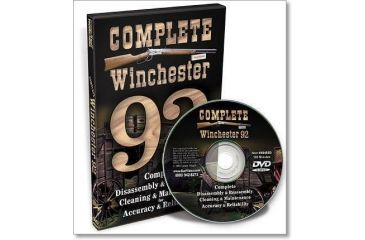 Gun Video DVD - Complete Winchester 92 Disassembly/Reassembly X0465D
