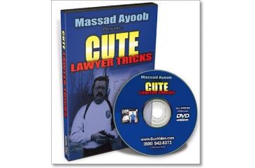 Gun Video DVD - Cute Lawyer Tricks C0025D