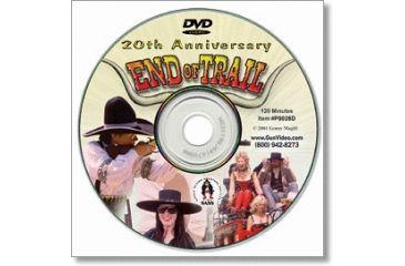Gun Video DVD - End Of Trail 2001 P0028D