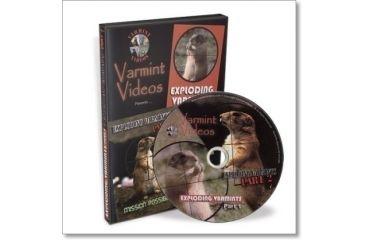 Gun Video DVD - Exploding Varmints X0156D