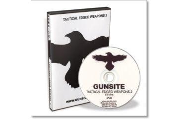 Gun Video DVD - Gunsite: Tactical Edged Weapons 2 X0207D