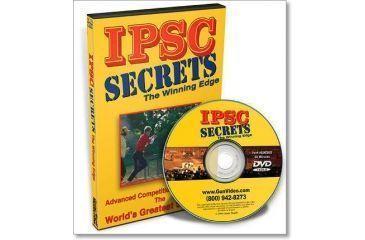 Gun Video DVD - IPSC Secrets S0036D