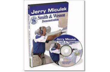 Gun Video DVD - Jerry Miculek's: Smith & Wesson Demonstration Video X0515D